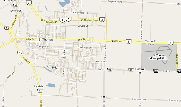 click the map to view an interactive google map